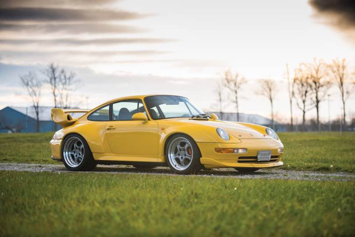 1996 Porsche 911 GT2 (photo: Darin Schnabel)