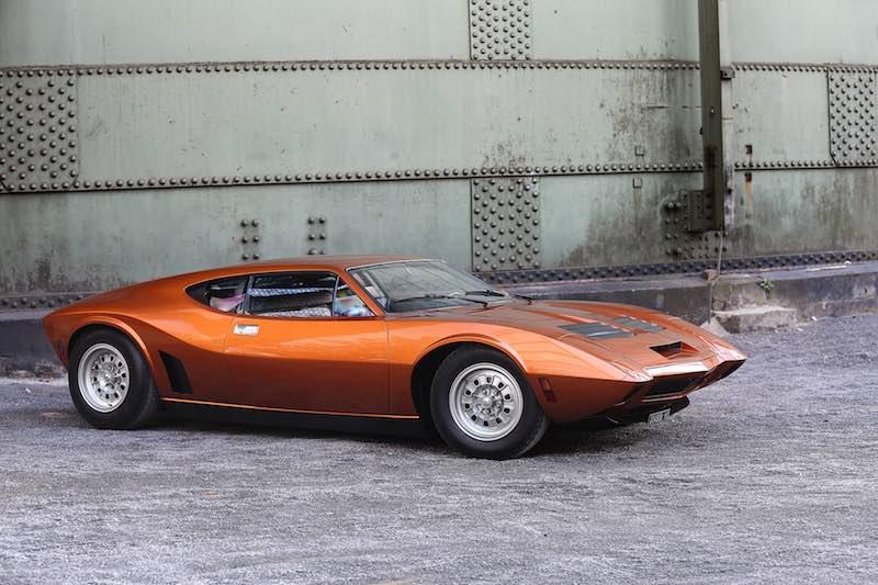 1969 American Motors AMX/3 (photo: Mathieu Heurtault)