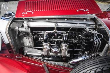 1928 Mercedes-Benz Type S 26/120/180 Supercharged Sports Tourer