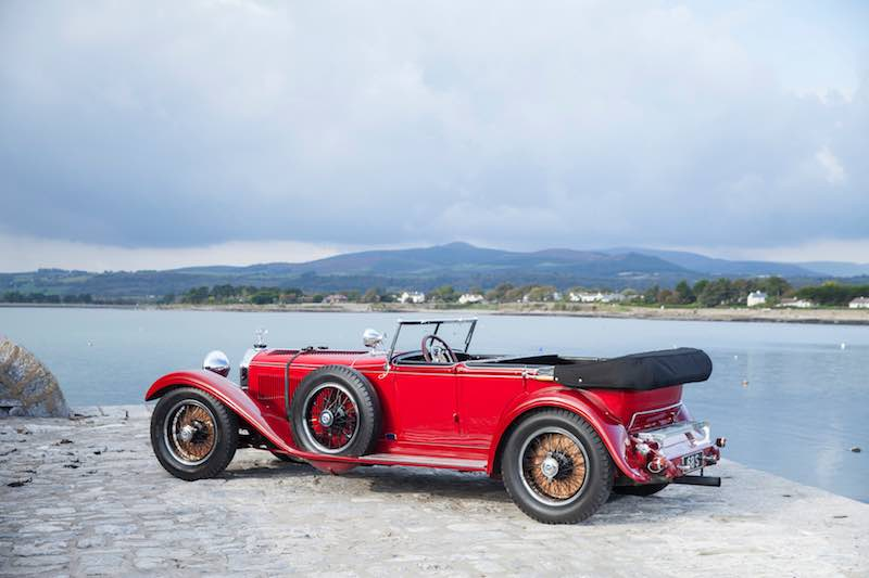 1928 Mercedes-Benz Type S 26/120/180 Supercharged Sports Tourer