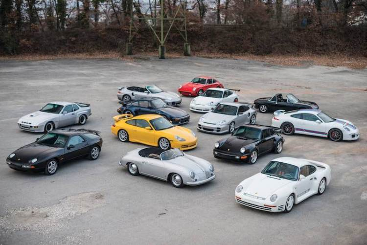 Swiss Porsche Collection