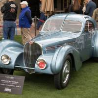Bugatti Atlantic Shines at Arizona Concours