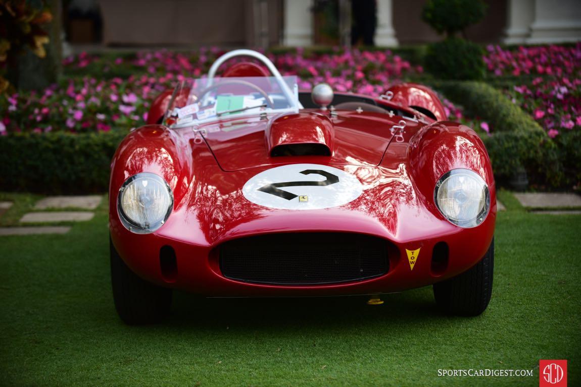1958 Ferrari 412MI s/n 0744
