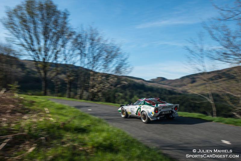 Tour Auto Rally 2015