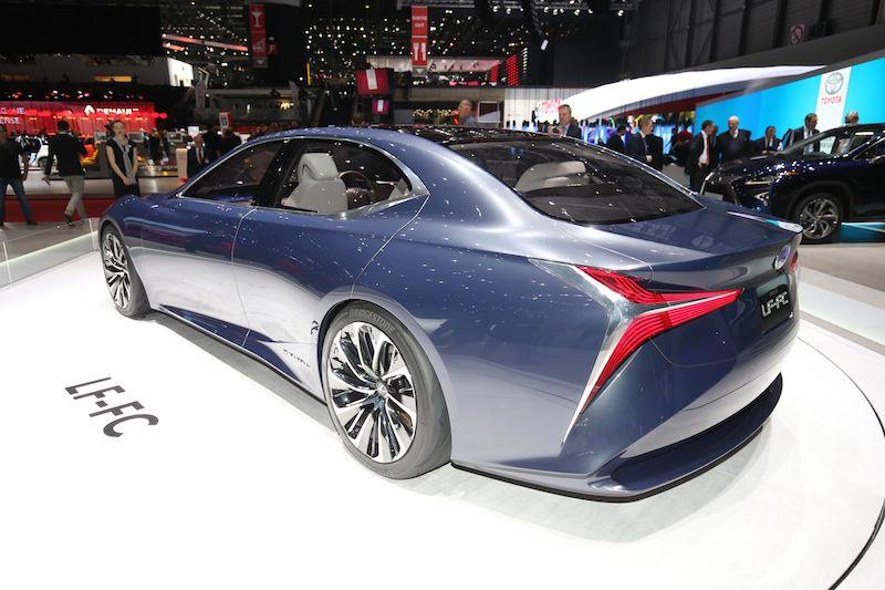 Lexus LF-FC