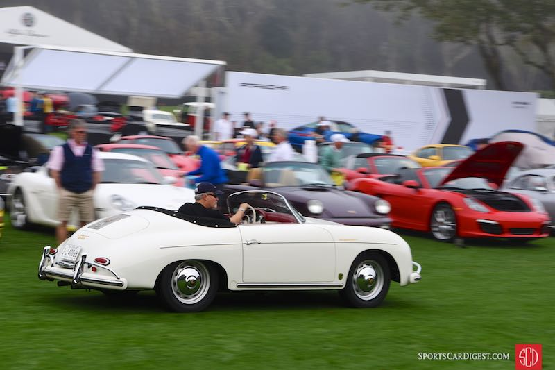Cars and Coffee at the Amelia Island Concours 2016