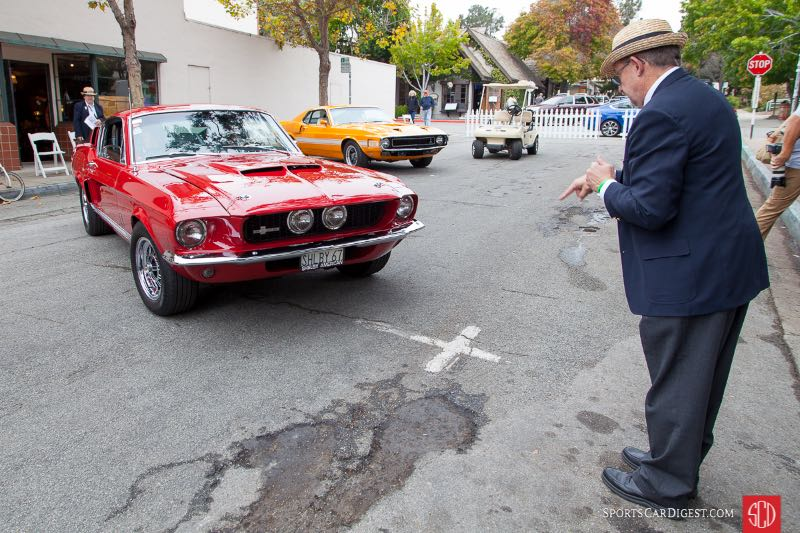 1967 Ford Mustang Shelby G.T.350