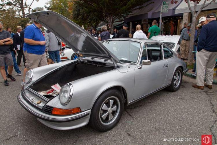 Paul Colony - 1973 Porsche 911 S