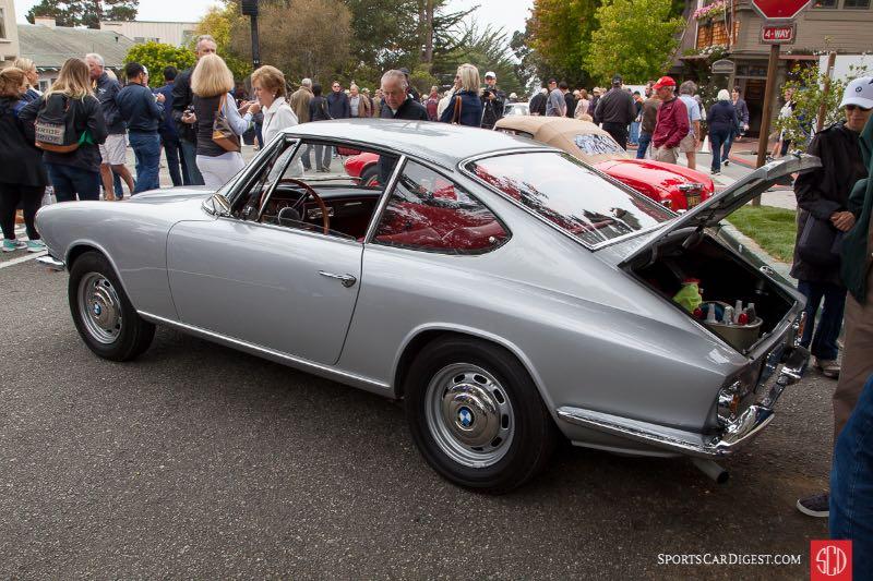 Elliott Schnackenberg - 1968 BMW 1600 GT