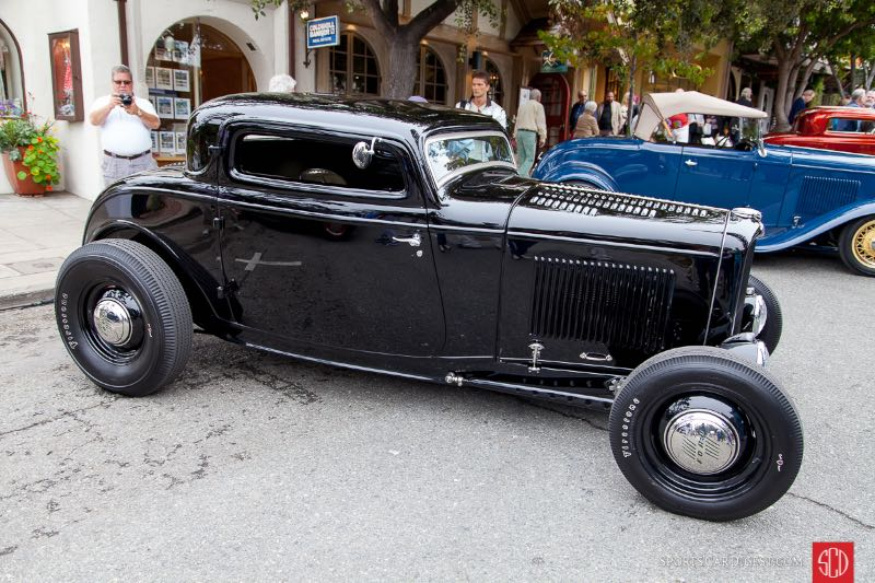 Bruce Meyer - 1932 Ford 3-Window Coupe
