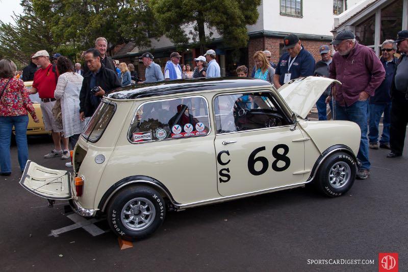 Michael Kearney - 1965 Austin Mini Cooper S