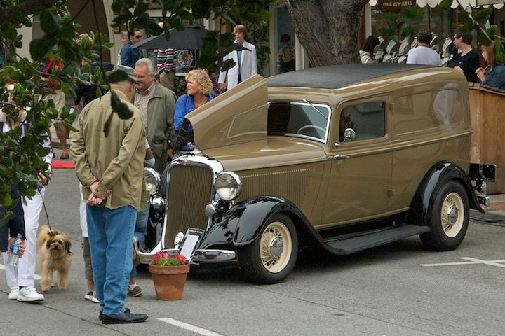 1933 Dodge HD Sedan Delivery