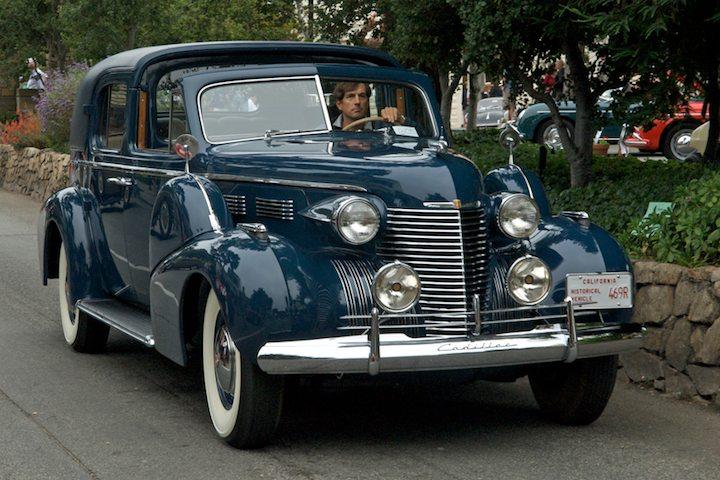 1948 Cadillac 7553 Town Car