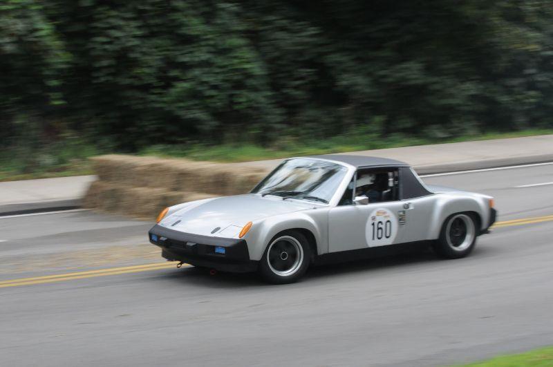 Stewart Long Porsche 914-4.