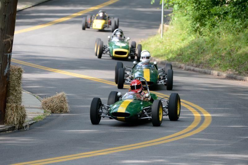 Todd & Christian Morici both in  Lotus 22's