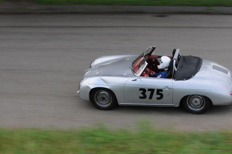 1959 Porsche 356A- Dick Snydfer.