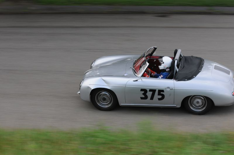 1959 Porsche 356A- Dick Snydfer.