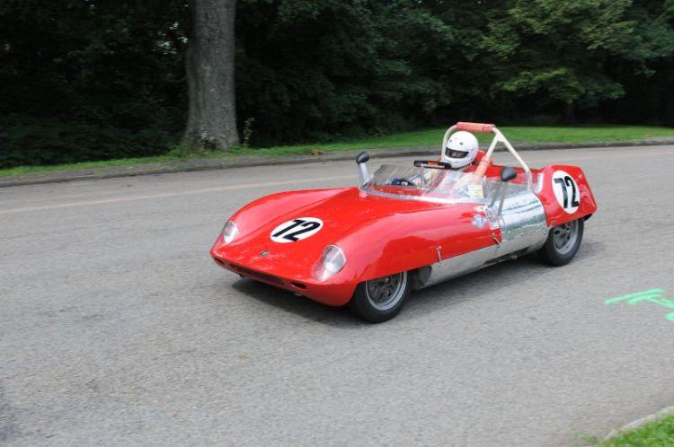 1959 Elva Mk4- Alan Patterson, III.
