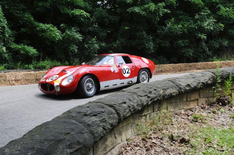 1965 Maserati Tipo 151- Charles Schwimer.