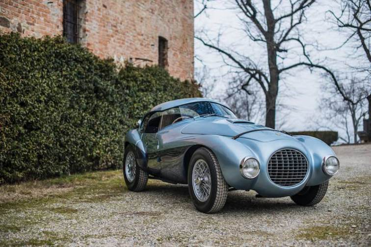 1950 Ferrari 166 MM:212 Export Uovo (photo: Remi Dargegen)