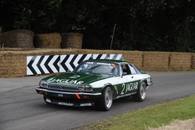 Jaguar XJS Touring Car