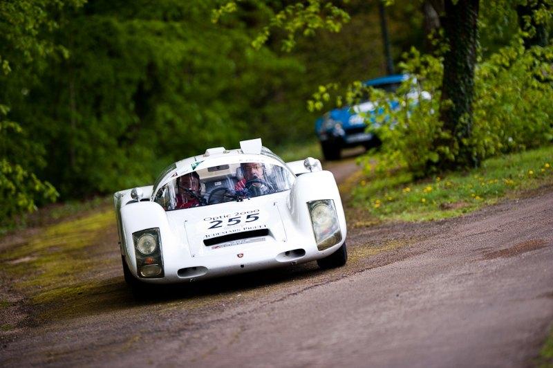 Tour Auto Rally 2012