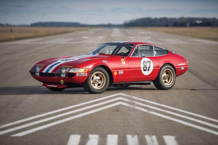 1971 Ferrari 365 GTB/4 Daytona Berlinetta Competizione Conversion (photo: Darin Schnabel)