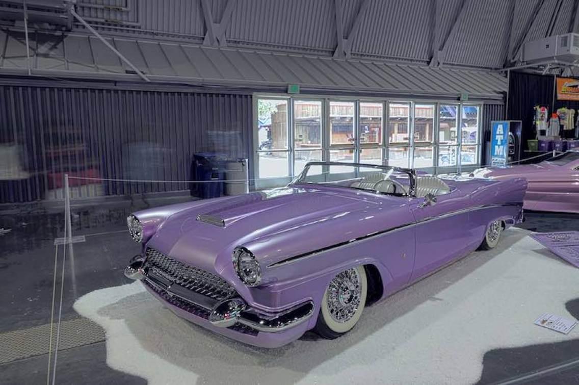 1958 Packard 'Rita' built by John D'Agostino