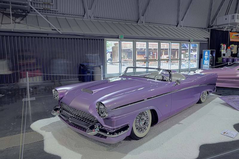 1958 Packard 'Rita' built by John D'Agostino