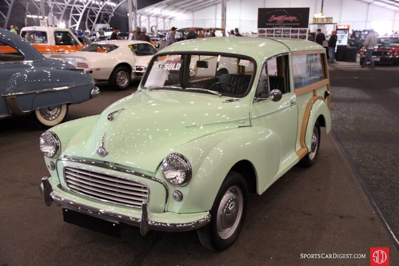 1956 Morris Minor Traveler Station Wagon