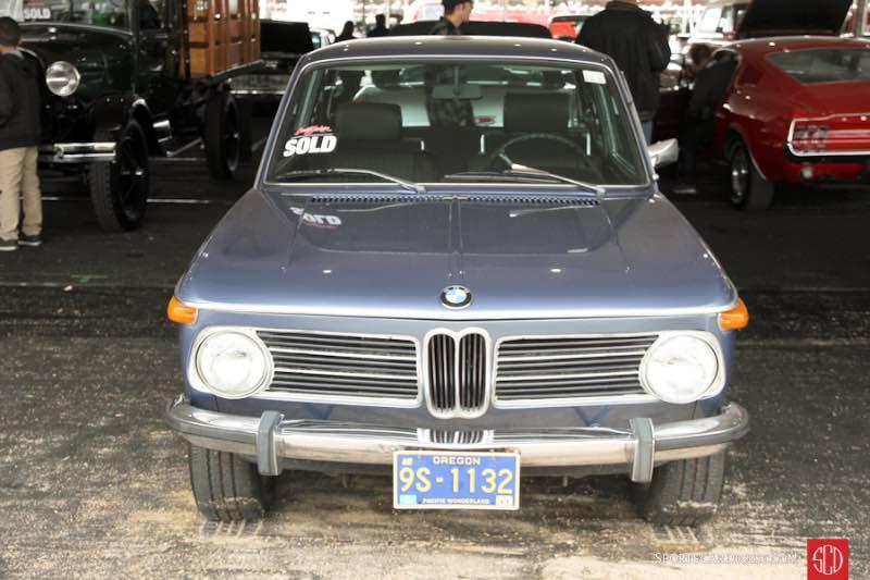 1973 BMW 2002 2-Dr. Sedan