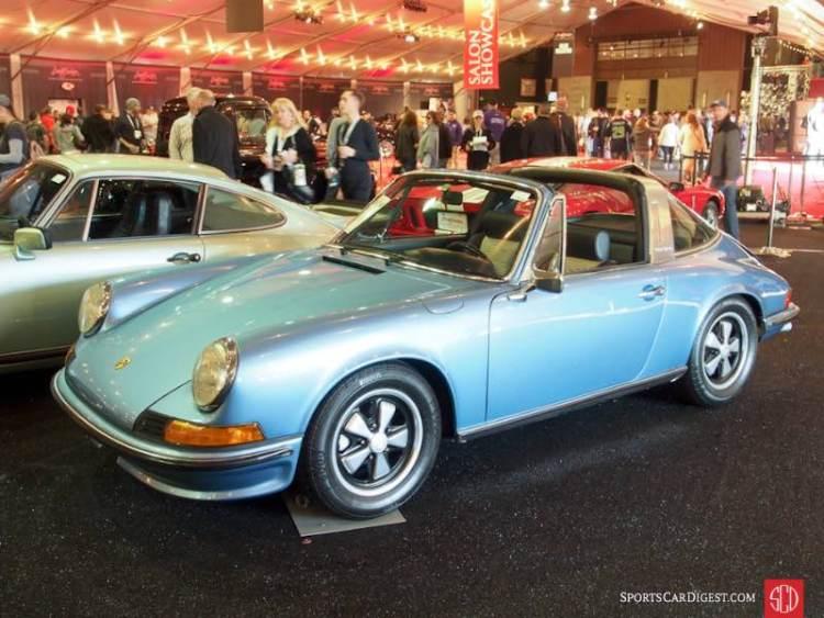 1973 Porsche 911S 2.4 Targa
