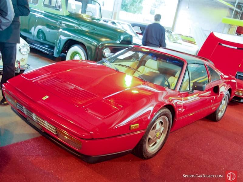 1988 Ferrari 328 GTS Spider, Body by Pininfarina