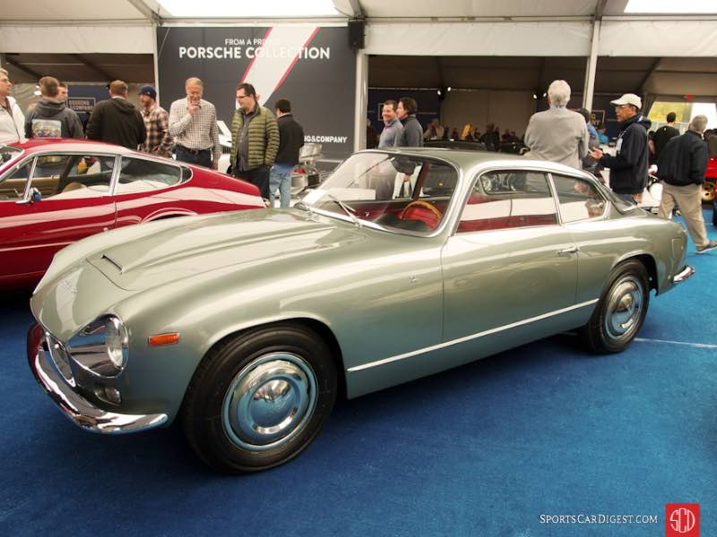 1967 Lancia Flaminia Super Sport Coupe, Body by Zagato