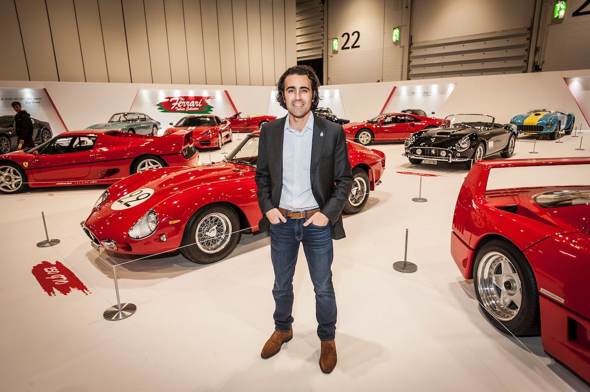 Dario Franchitti, a four-time IndyCar Series Champion and three-time Indianapolis 500 winner