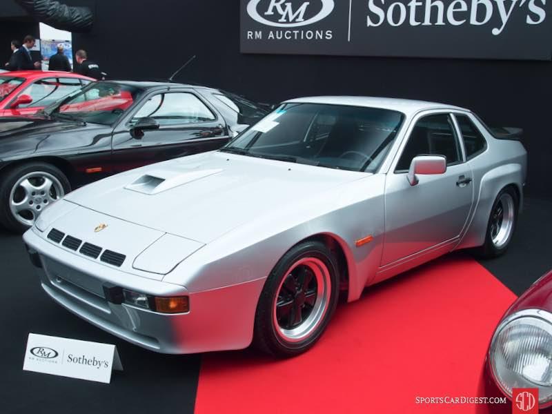 1981 Porsche 924 Carrera GT Coupe