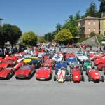 Beautiful Cars Invited to Vernasca Hill Climb