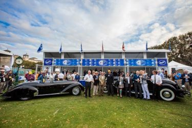 2017 Amelia Concours - Best in Show Winners