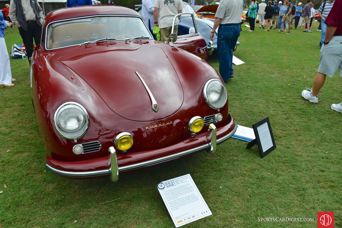 1954 Porsche 356 Pre-A 1500S Coupe