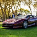Cars and Coffee at 2017 Amelia Island Concours – Photos