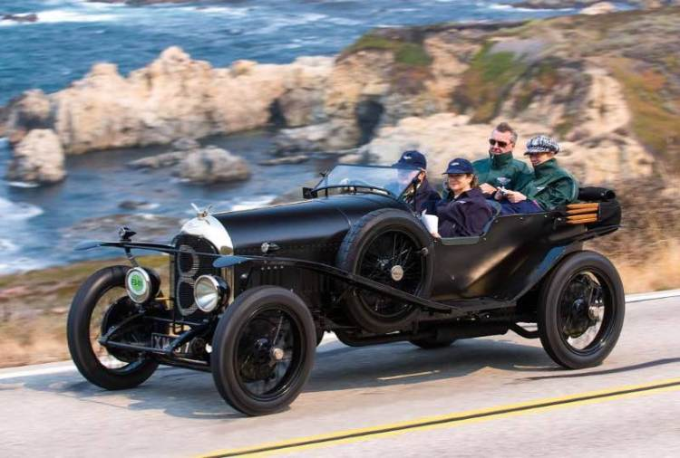 1922 Bentley 3-Litre