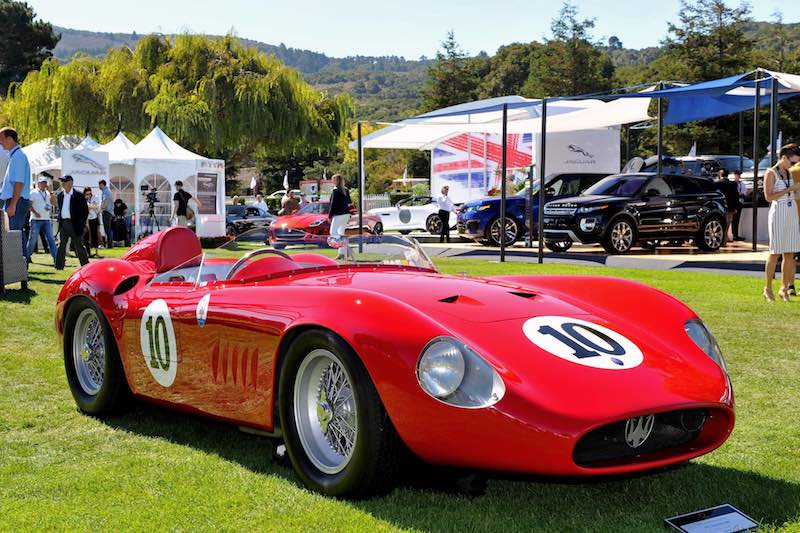 1958 Maserati 300S