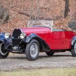 Bugatti Type 49 at Bonhams Greenwich