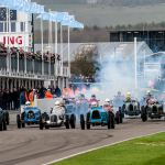 Improbably Fast Pre-War Racers Attack Goodwood