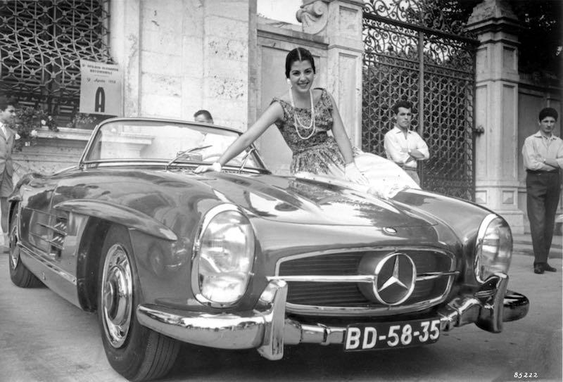 Mercedes-Benz 300 SL Roadster (W 198 II, 1957 to 1963)