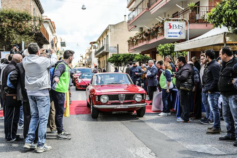 Alfa Romeo Giulia Sprint GTA - 2017 Targa Florio
