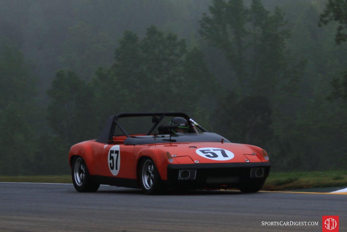 John Deford, 70 Porsche 914/6