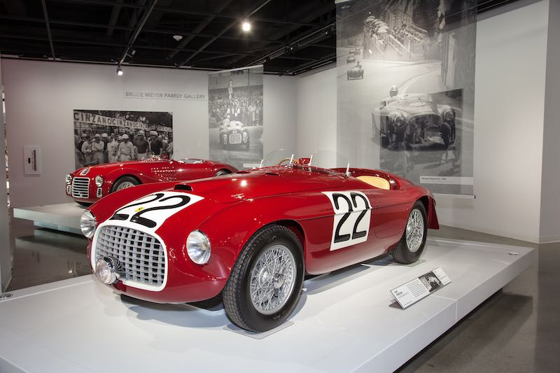 1949 Ferrari 166 MM Barchetta