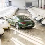 Porsche 911 Hits Production Milestone