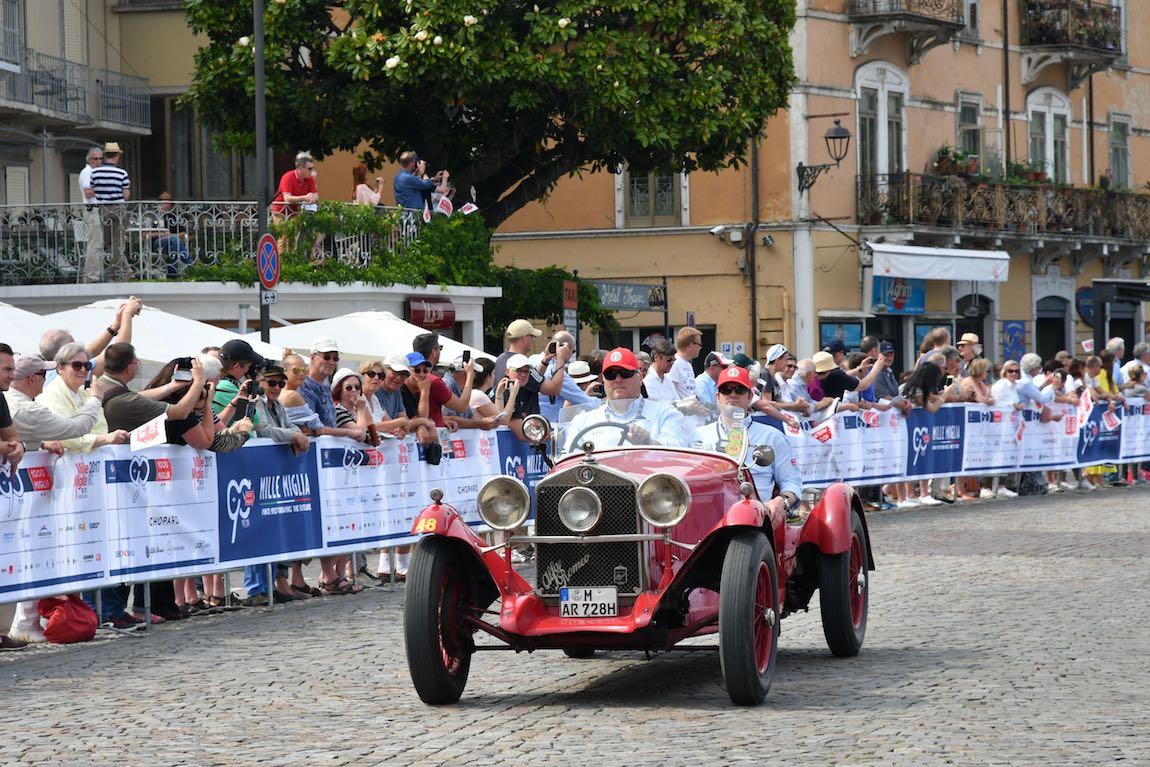 ALFA ROMEO 6C 1500 S 1928